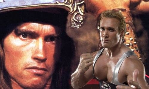 Mike O'Hearn dans l'ombre d'Arnold ???