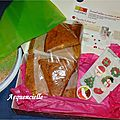Maison en pain d'épices faite par ma fille, <b>Kit</b> ScrapCooking®