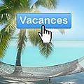 Blog en vacances !!