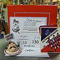 Pixi échappées bulles, le grand Duduche, 5660, 84€, Piles et faces, <b>Cabu</b> le rôti de beauf, signé <b>Cabu</b>, 150€