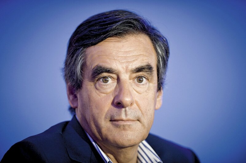 Fillon Paris Match