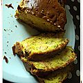 Cake endives carotte <b>saumon</b> fum