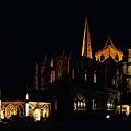 Nocturne de la <b>cathédrale</b> de Tréguier