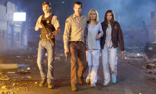 Joe Anderson, Timothy Olyphant, Radha Mitchell et Danielle Panabaker