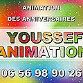 animation anniversaires casablanca 0656989026