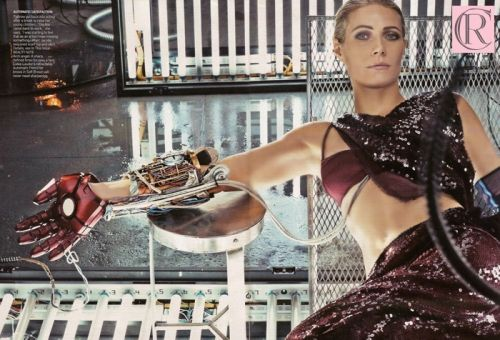 Gwyneth Paltrow, star d'Iron Man