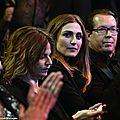 <b>Julie</b> <b>Gayet</b> elle n'avait rien a gagner hier soir au César, juste son honneur!