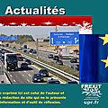 Ca se passe en Europe : vent de fronde contre les routes payantes allemandes