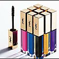 Mascara Couture Vinyl - <b>Yves</b> <b>Saint</b> <b>Laurent</b> - + VIDEO