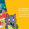 Les albums de <b>contes</b> de Mille et une histoires