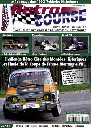 Retro Course N° 96 Dec 2011 (Couv)