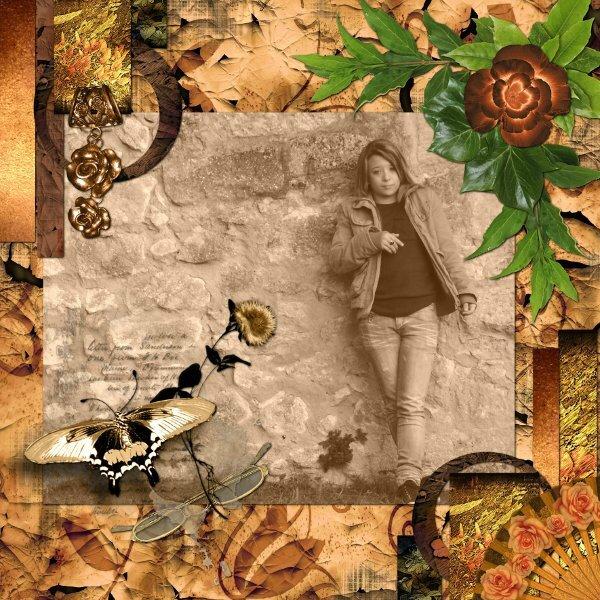 golden fall 2 - photo Caroline