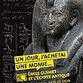 J'ai visité l'exposition <b>Guimet</b> au <b>musée</b> des beaux arts