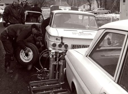 1966 - Rallye Limousin (Assistance) Ph
