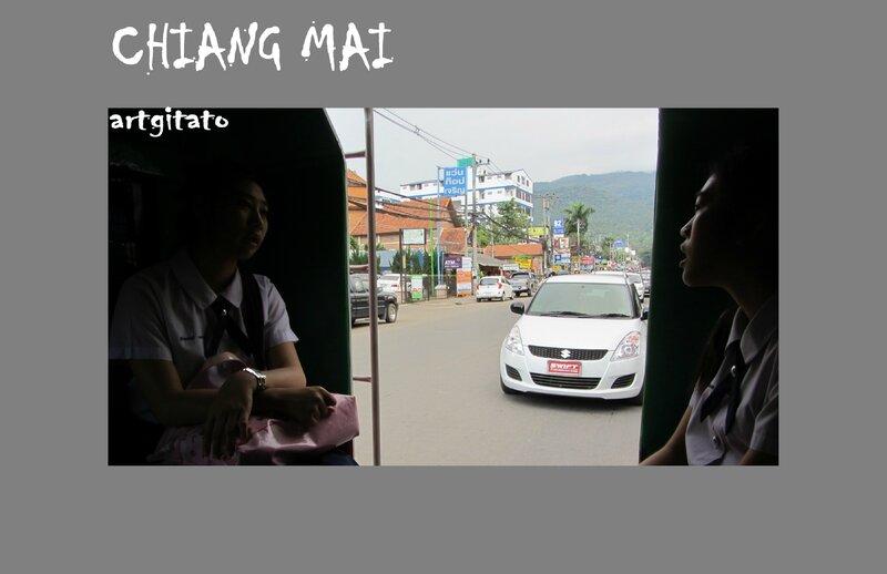 Chiang Mai Artgitato Thailande Thailand 1