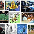 Les sports de fiction : des ballons et du sang