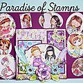 Appel à Dt chez Paradise of <b>Stamps</b>