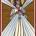 Marie Mère de la <b>Miséricorde</b> Divine