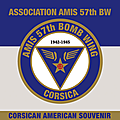 AMICALE 57th BOMB WING