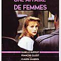 UNE AFFAIRE DE FEMMES - 7,5/10