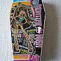 Monster High Cleo De <b>Nile</b> Puzzle 150 pièces Clementoni neuf
