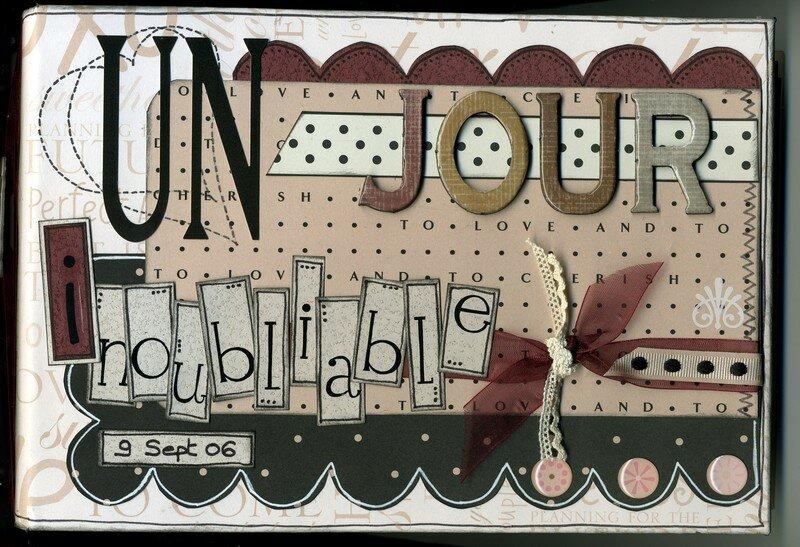 It's So Scrap  Bienvenue sur mon blog, dédié à ma passion, le scrapbooking