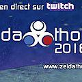 ZeldathonFr 2016 80H de live sur Twitch