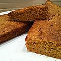 Cake a la <b>carotte</b>