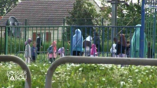 dossier tabou islam petites filles voilées école sevran