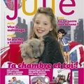 CrApule FActOry Dans LA PRESSE NATIONALE !!! Le Magazine JULIE!!