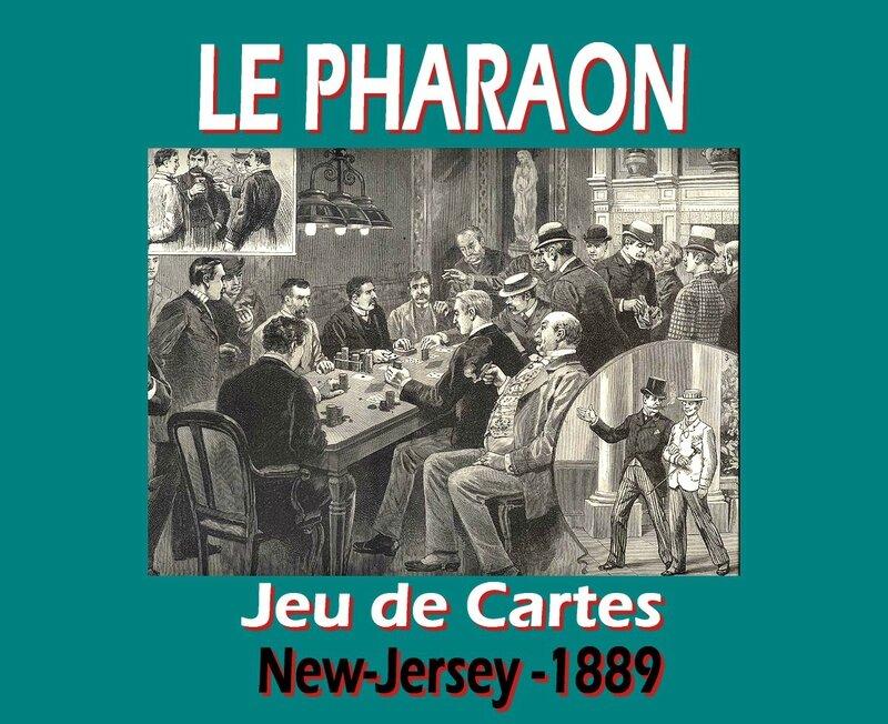 Le Jeu de Pharaon dans le New Jersey