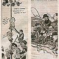 Les <b>Caricatures</b> Delarbre