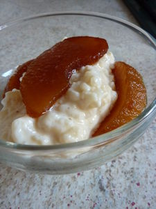 recettes  Verrines de mousse de thon et pommes granny