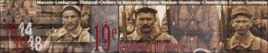 19e régiment d'infanterie