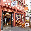 Magasin Scarabée BIOCOOP Rue Vasselot - Rennes (35) - 2014
