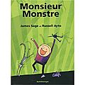 Monsieur <b>Monstre</b> – James Sage, Russel Ayto