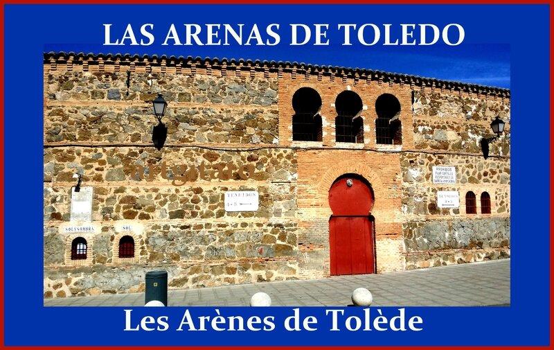 Tolède les arenes Las Arenas de Toledo Artgitato 3
