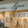 Galerie Ezzou'art ALger ..Exposition de l'artiste Ahmed Salah BARA