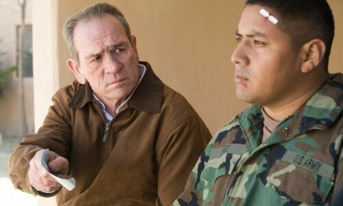 Tommy Lee Jones & Victor Wolf