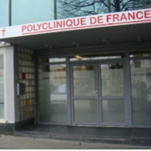 Polyclinique de France:camer.be