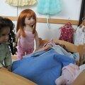 Les poupées de Malili folie !