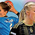 1/4 de finale <b>coupe</b> de <b>France</b> handball féminin