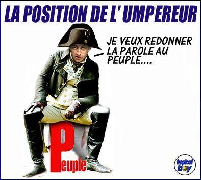 position-umpereur