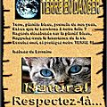 Planète Terre - Total <b>respect</b> !!!
