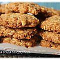 Biscuits apéritifs aux <b>Rice</b> Krispies