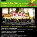 Itinerância 2009