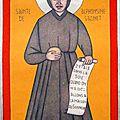 Sainte Alphonsine de Gazinet