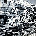 OHAIN - Une Fête <b>Foraine</b> en 1957 ***