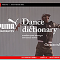 Puma <b>Dance</b> Dictionary - Don't say it, move it.