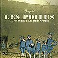 Bouzard,Guillaume - Les poilus frisent le burn-out